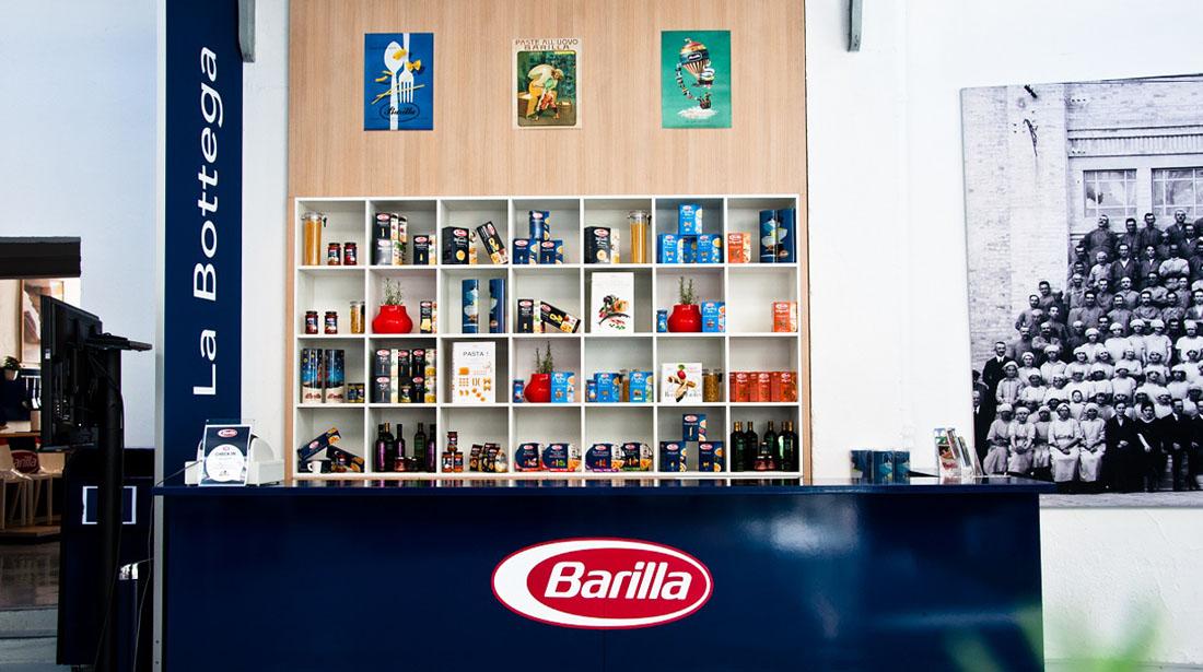 stand barilla