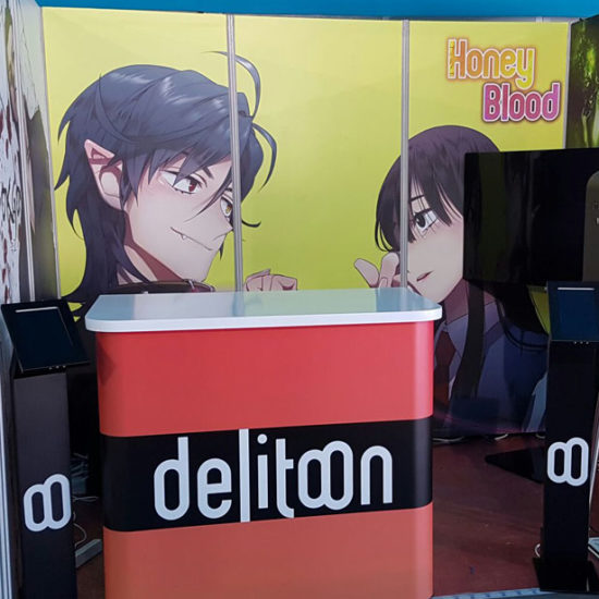 stand delitoon