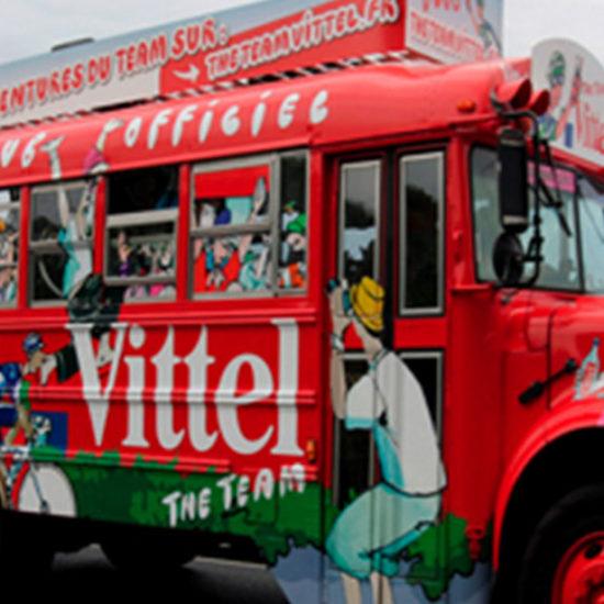 school bus vittel evenementiel